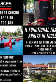 Laces Toolbox Locandina 2