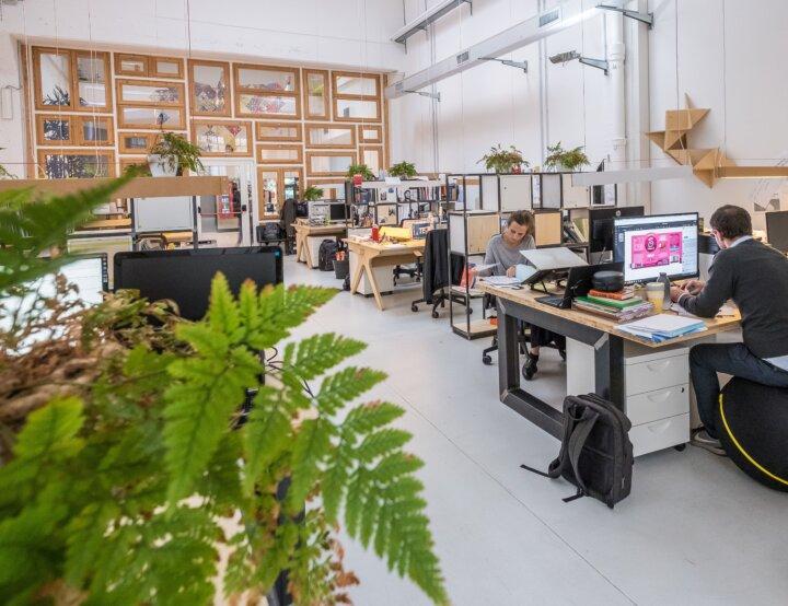 Orangerie - Toolbox Coworking
