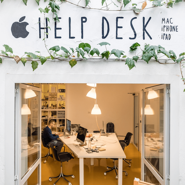 Help Desk di Toolbox Coworking