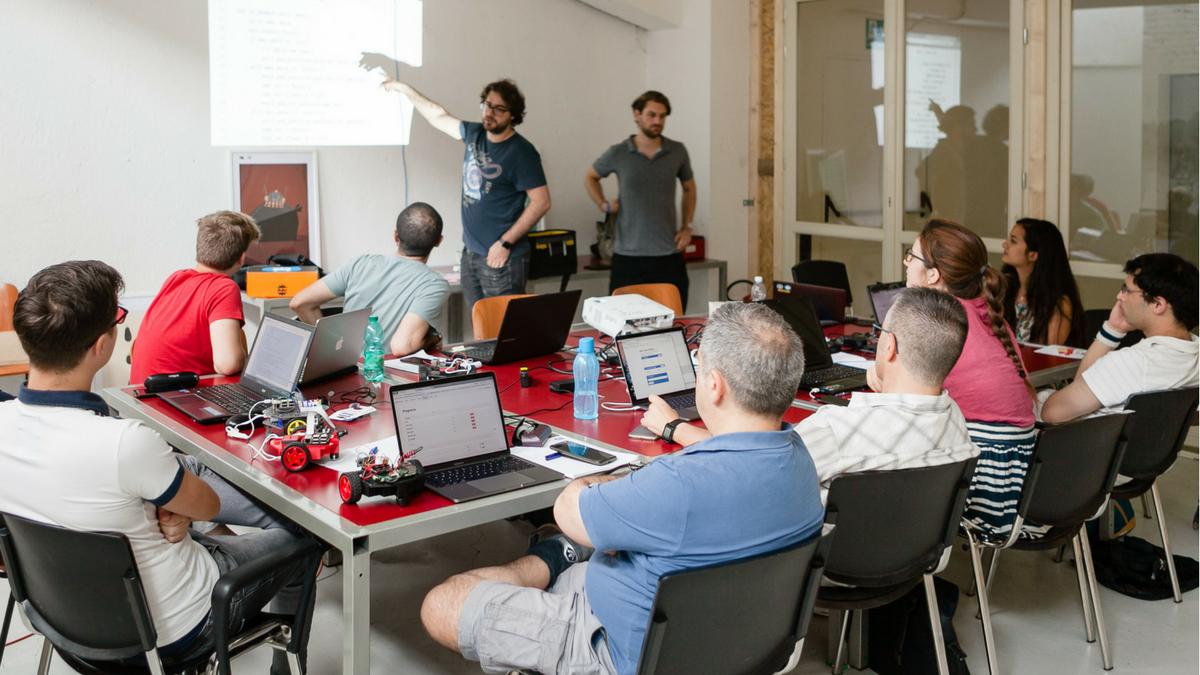 Coding for Everyone + Torino Tech