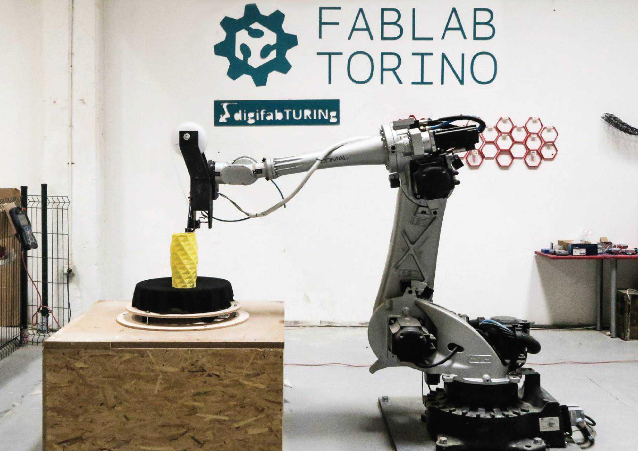 Open day - Fablab Torino
