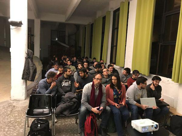 Presentazione Big Dive e DeepSpeech by Mozilla - Machine Learning Meetup