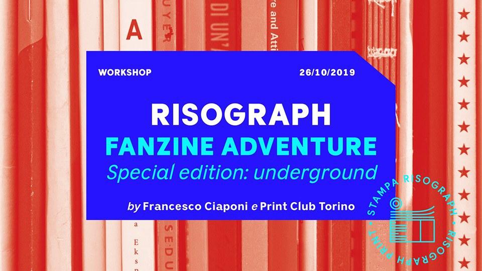 Risograph Fanzine