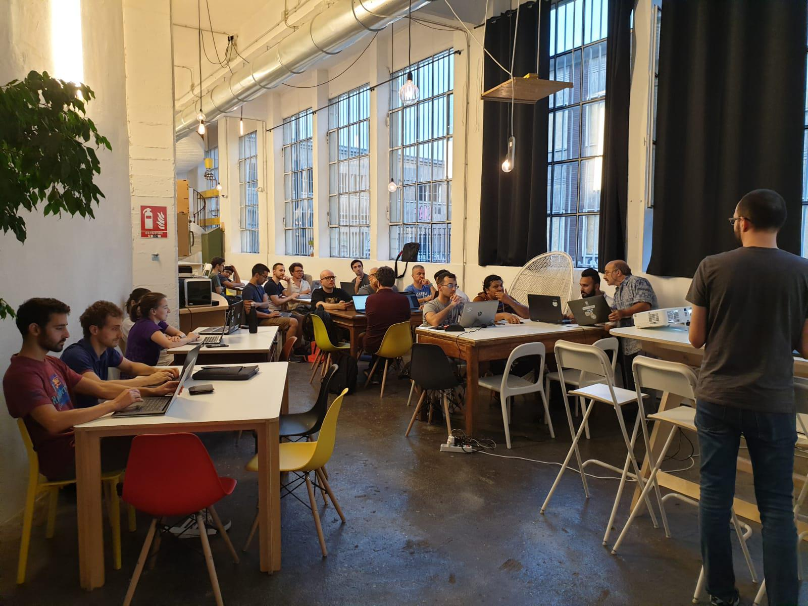 Coding Gym a Torino - Novembre
