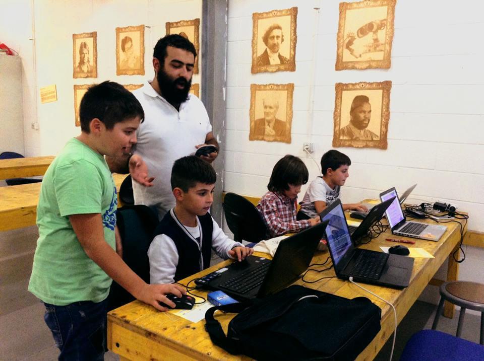 Giovani inventori: con il codice si può!