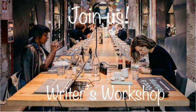 Open Borders - Writer's Workshop