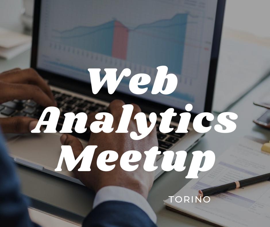 Web Analytics Meetup