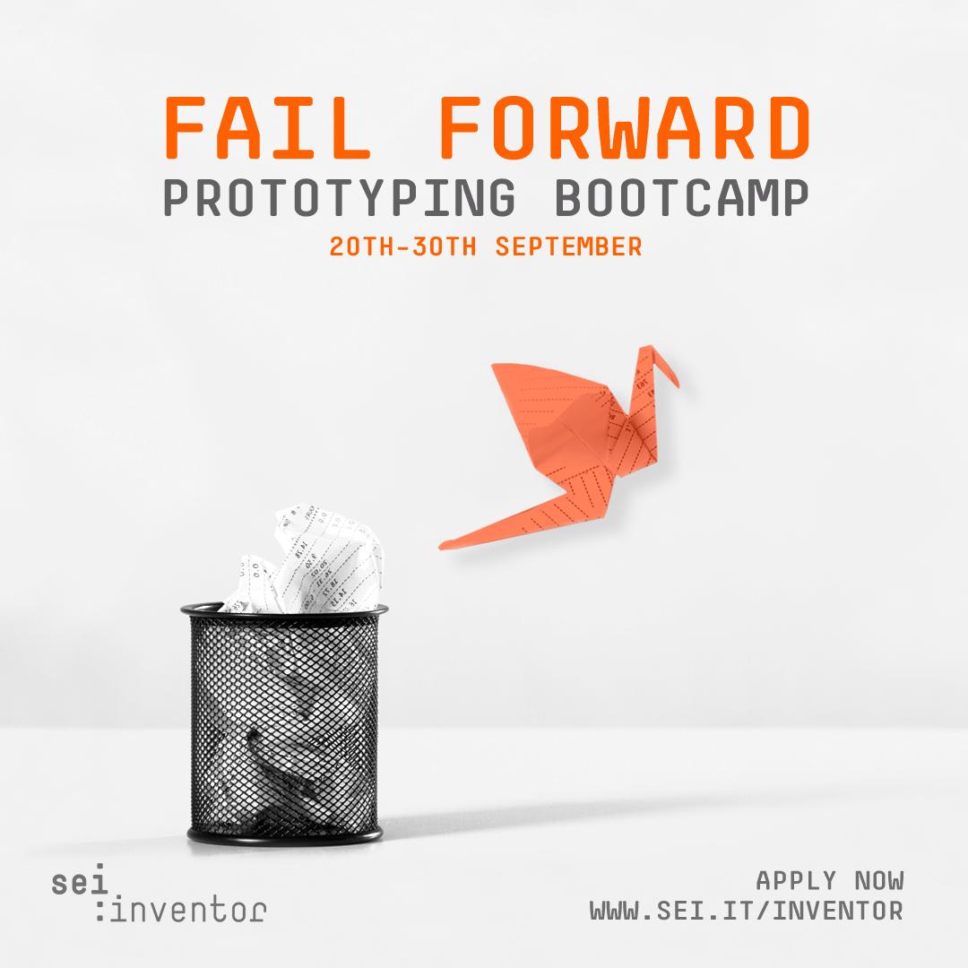 Trasforma la tua idea in un prototipo funzionante e lancia la tua startup!