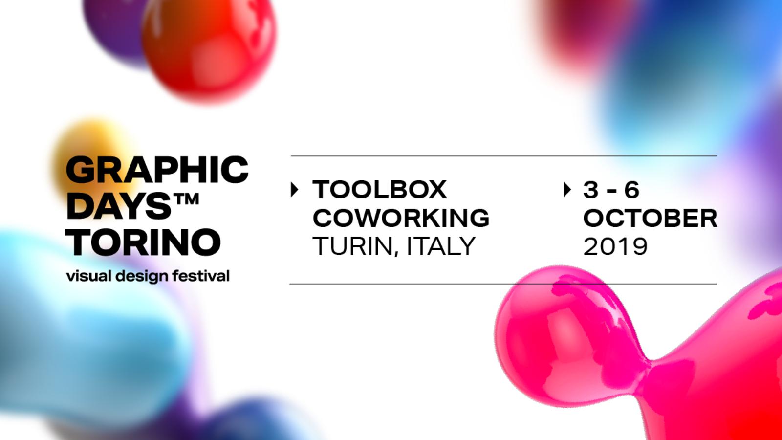 Torino Graphic Days 2019