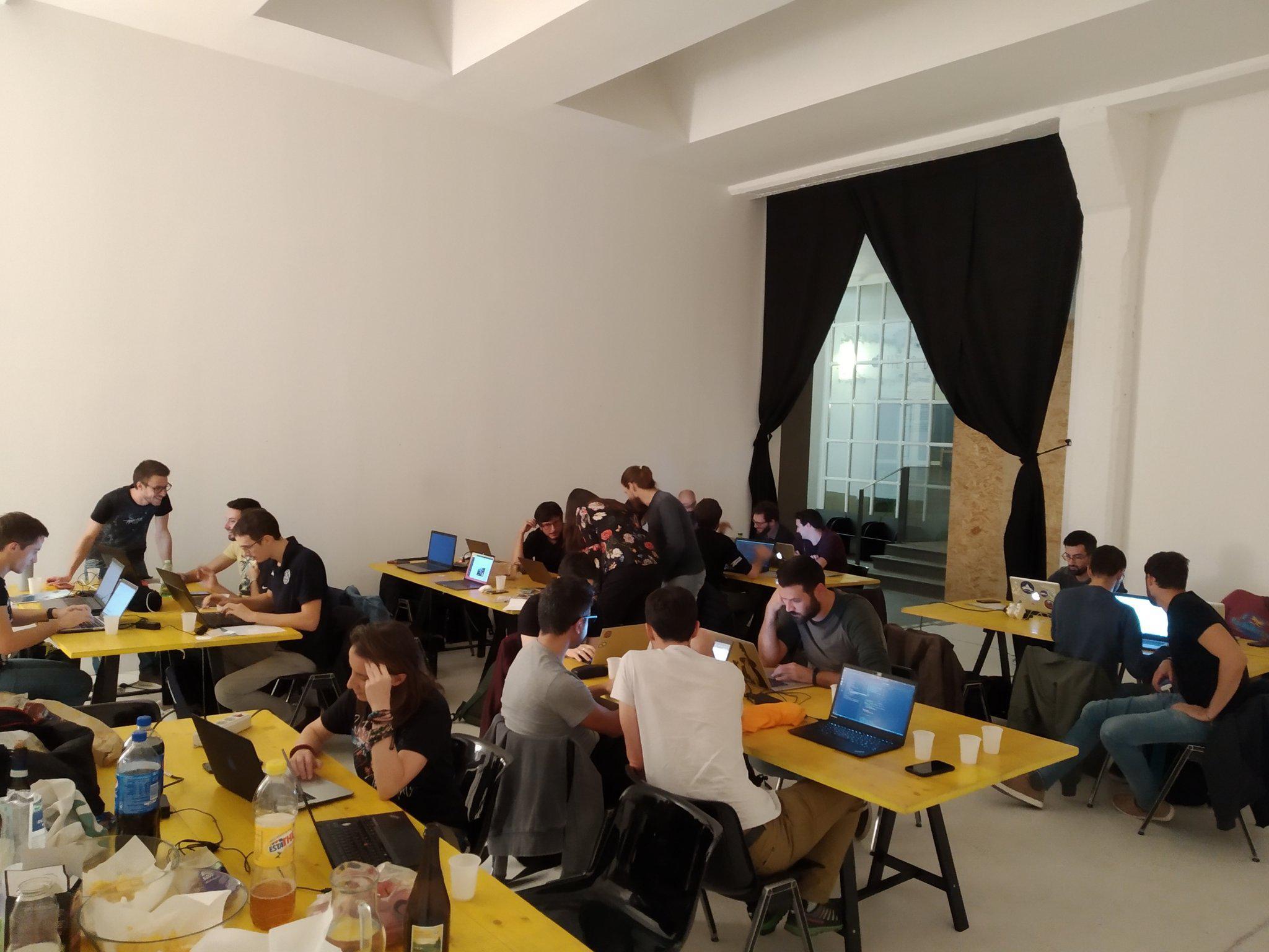 Torino Hacknight: Userbase
