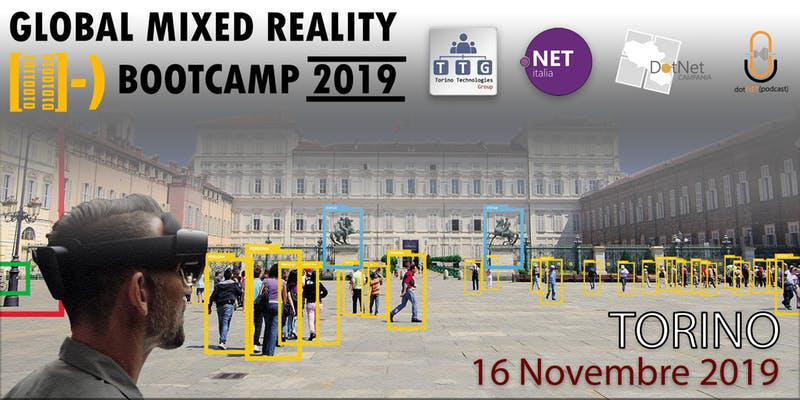 Torino Technologies Group - Global MR Bootcamp 2019