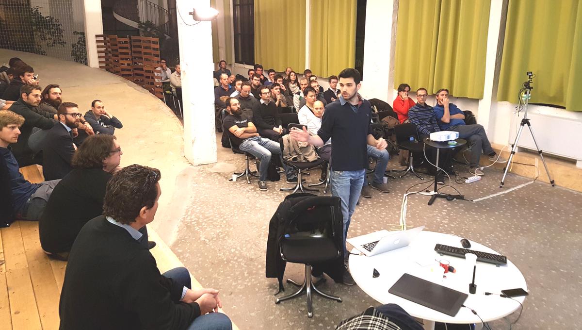 Machine Learning Meetup Torino -GAN - Funzionamento e applicazioni