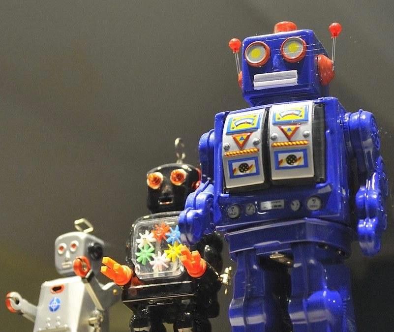 Robot side