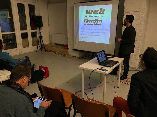 Torino Web Performance Meetup - il futuro della navigazione web con Portals API